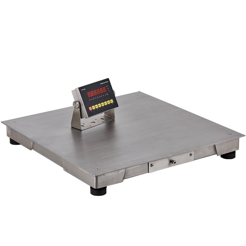防爆不锈钢地磅OS-7620-SS